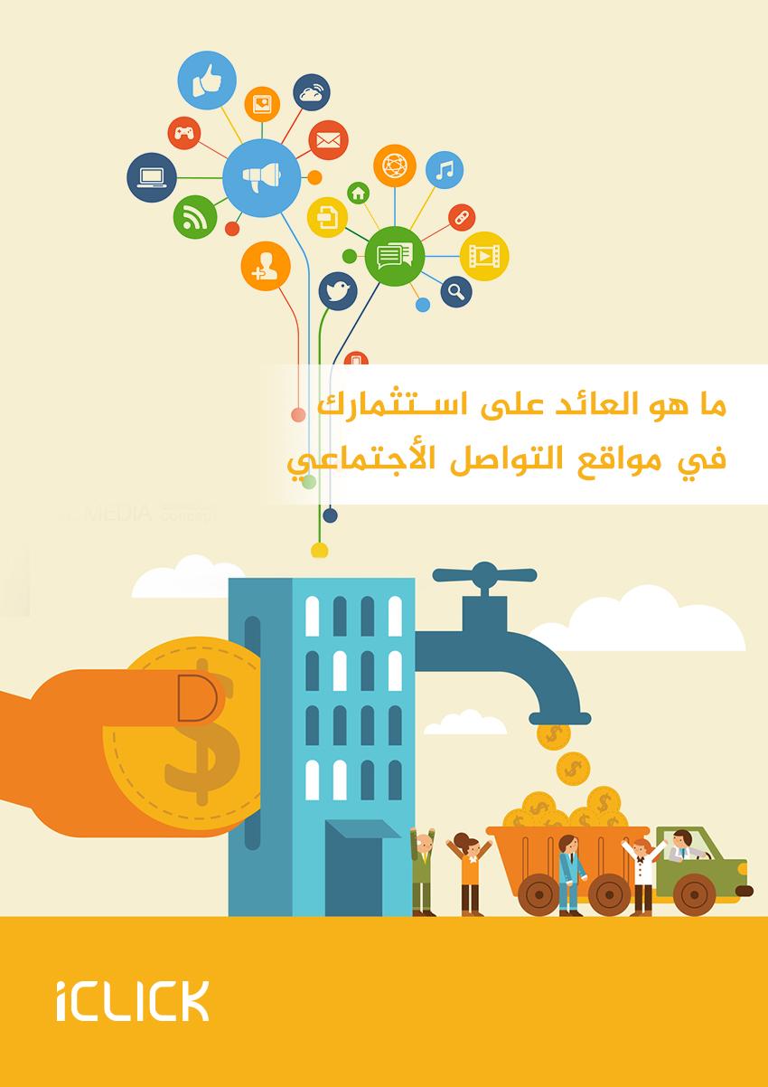 قيـاس العائد على الاستثمار في وسائل التواصل الاجتماعي