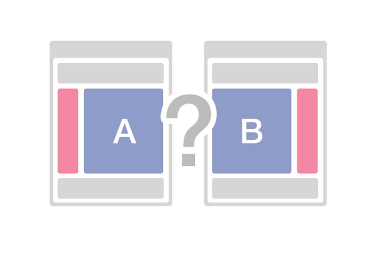 اختبار A-B - منتدى تواصل الرقمي