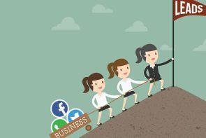 جذب العملاء عبر وسائل التواصل - منتدى تواصل الرقمي