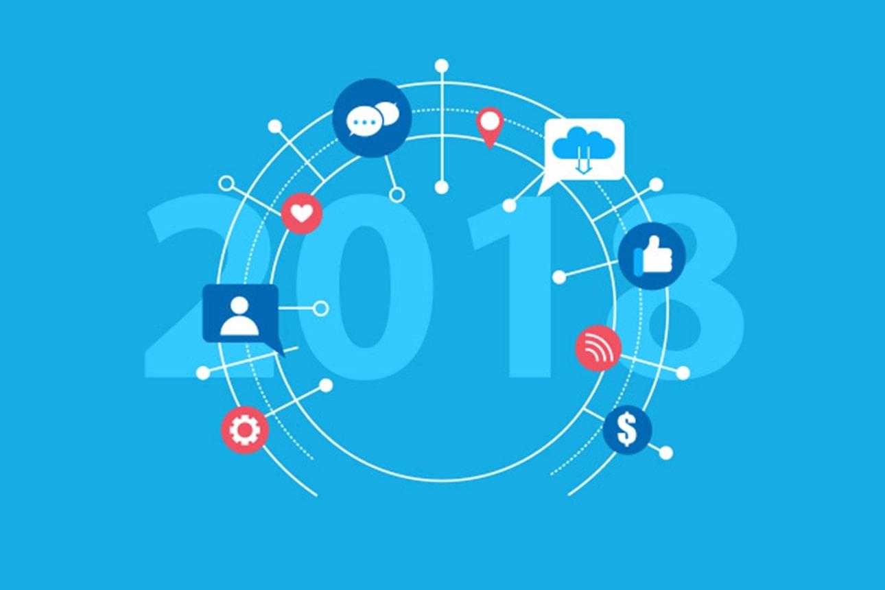 اتجاهات عام 2018 لوسائل التواصل الاجتماعي - منتدى تواصل الرقمي