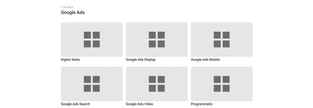 شهادة Google Ads