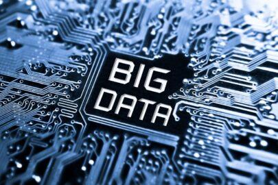 البيانات الضخمة