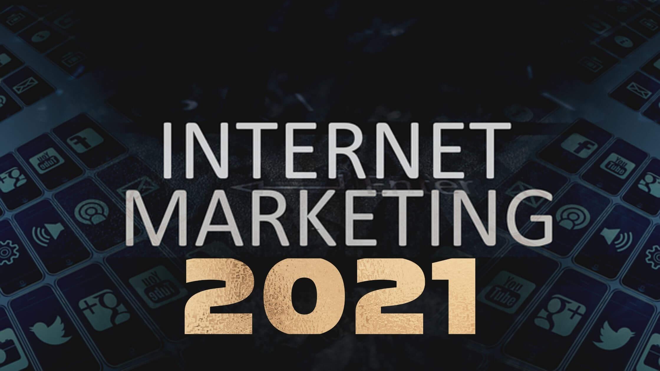 4 من أهم المجالات الرائجة في التسويق الالكتروني لعام 2021