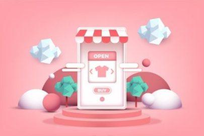 تطبيقات الشراء والتسوق
