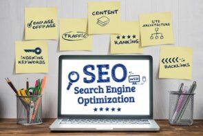 استراتيجية تحسين محركات البحث
