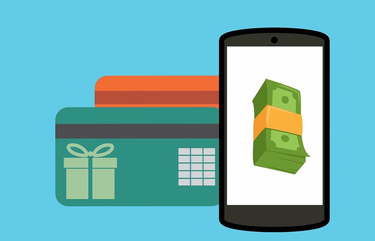 أنواع التجارة الإلكترونية بوابات الدفع