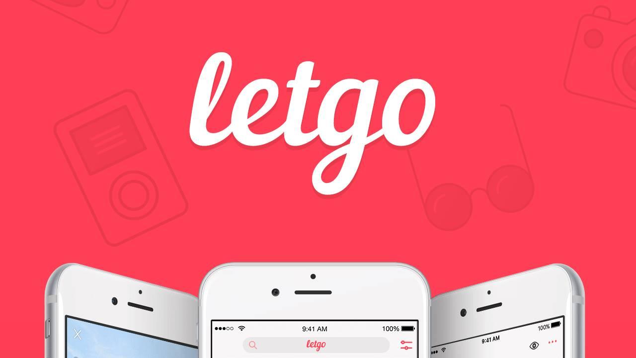 أنواع التجارة الإلكترونية منصة letgo
