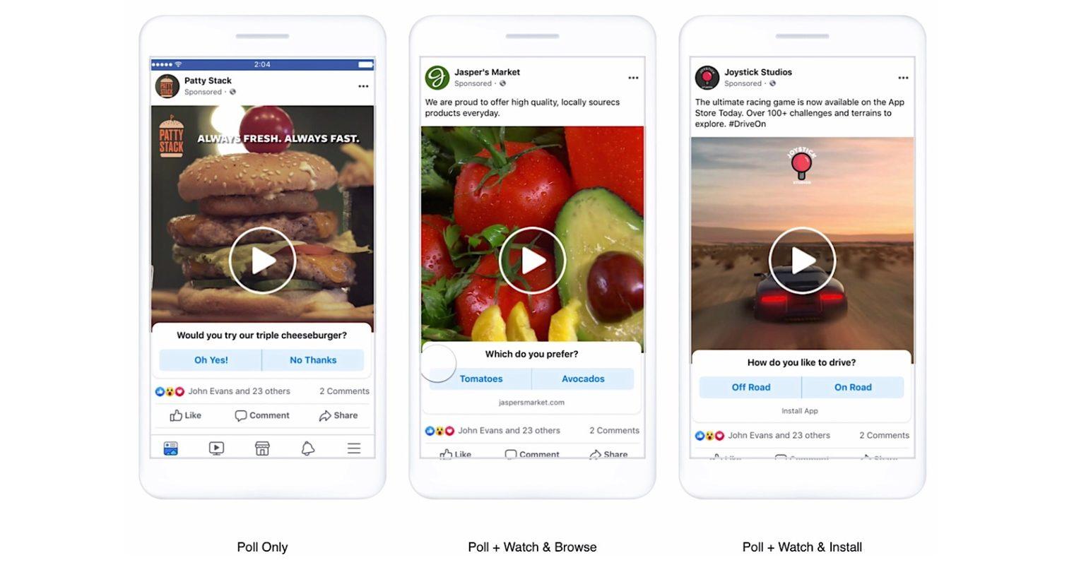 اعلانات الفيديو على فيس بوك
